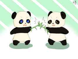 Bamboo ! .:PC:. by Snow-Berries