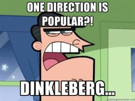 DINKLEBERG... by Rosecloud204
