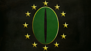 The Immortal Empire Flag by 0verlordofyou