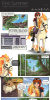 First Summer - A Rijon Adventures Nuzlocke [Pg.22] by Krisantyne