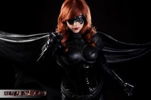 Batgirl Begins by Alexia-Jean-Grey