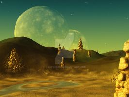 Sentinels by Casperium
