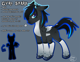 Gyro Spark by Rend-Lostluck