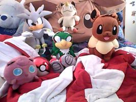 ~.:Figure I Just Post My Newest Collections.:~ by DrEggmanSticksFan101