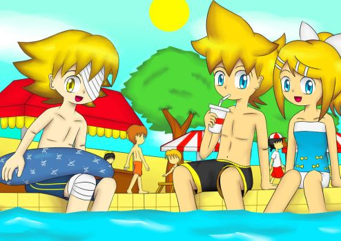 Summer Time!! by irzhie