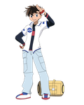 Trainer Kaito 2.0 - Preview by SharaRaizel