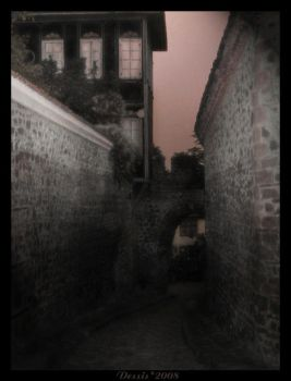 Old Streets by DeheartedNature