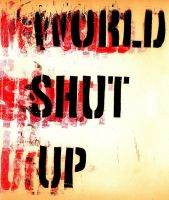 world shut up by Calski