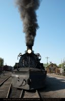 Steam Train 5 by SalsolaStock