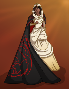 Elia Martell by CarlaGriffin
