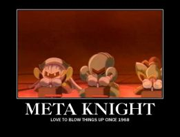 Meta knight: blow it up by storystosee