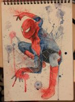 The Amazing Spiderman by piratebutl23
