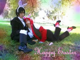 Happy Easter by meyling