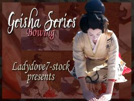 Geisha-Bowing-PACK by themuseslibrary