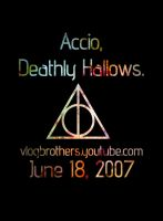 Accio Deathly Hallows by amethystsmile870