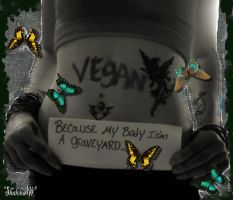 Vegan by ZombieChickxxx