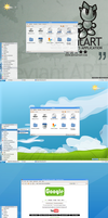 KDE for Windows XP by onehalfkiller