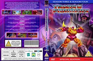 Transformers cover 3 by cutnpaste-since2011