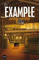 cover art for THE EXAMPLE by JustinRandall