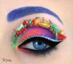 Fruity eye by scarlet-moon1