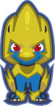 Manectric by PiNkOpHiLiC