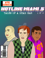 Fake Hotline Miami cover Version 2 by ATSStalker