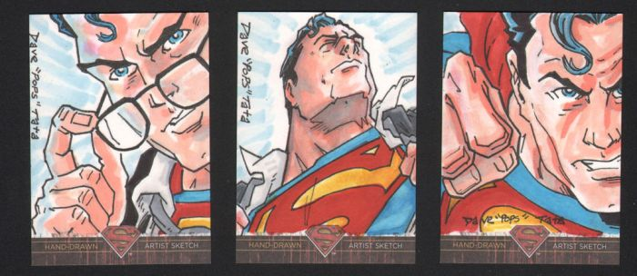 SUPERMAN: THE LEGEND CLASSIC SUPERMAN by POPSTATA