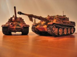 'Brothers in arms' HDR 2 by mufasa111