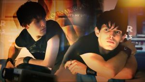 Colin Morgan by Anthony258