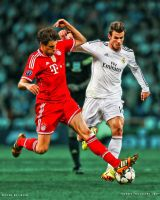 Gareth Bale by jafarjeef