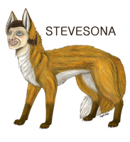 My Stevesona by CheezieSpaz