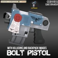 [TF2 MOD] The Bolt pistol! by quinnjdq