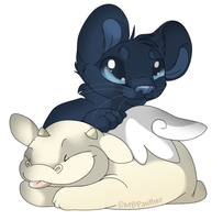 They're Snugglers by MBPanther