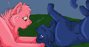 Amuto kittys by Sootfrost1