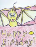 Happy B-Day, Lemon by MilaPrower