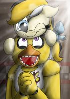 Whats this for a cute little thing? AT by Creeperchild