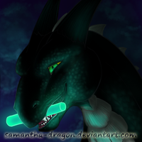 Commission: Icon for Jafira by Samantha-dragon