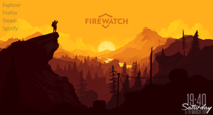 Firewatch Parallax Theme 1.5.0 by TheFawxyOne