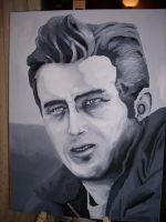 James Dean by GeneralVyse
