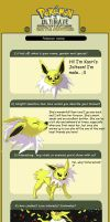 UBF Meme_Meet Jolteon by Inunaide