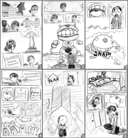 Alabaster Round 1 Pages 1-6 by Jabnormalities