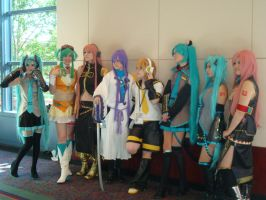 Vocaloids by katriona-katarina