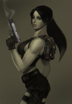 Tombraider by jmont