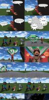 The Quest for the Master Emerald Part 3 by MeltingMan234