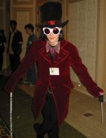 Cosplay Check: Willy Wonka by Rhythm-Wily