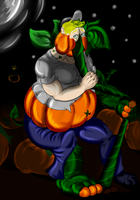 [CMS] The Night of the Elepumpkin 1 by Luckery