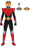 Work In Progress: Kamen Rider Arzol by TheZero759