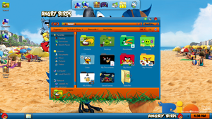 Angry Birds On Win7 by hs1987