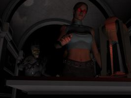 tomb raider 1 by snake682