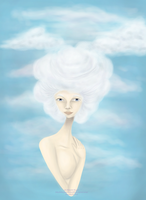 Clouds... ? by PrinceVi